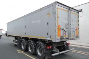 PANAV NS139H – návěs sklápěcí 50m3